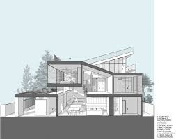 Interior House Drawing Maximum Garden House Design By Formwerkz Architects Architecture