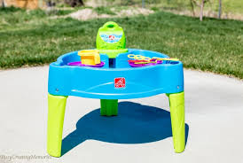 Water Table For Kids Step 2 Step2 Big Bubble Splash Water Table Sensory Play