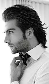 coupe cheveux homme 1001 idées cheveux mi longs en arrière et nuque