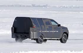 Mid Size Dodge Pickup Fiat U0027s 2016 Mid Size Pickup Truck Spied Will Rival Toyota Hilux