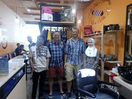 barber shop palembang haircut palembang hair salon palembang