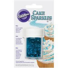 where to buy edible glitter buy the wilton cake sparkles blue at
