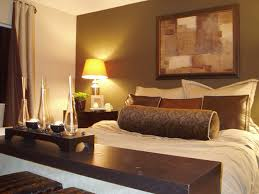 wall painting ideas brown