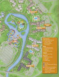 Disney Springs Map April 2017 Walt Disney World Resort Hotel Maps Photo 9 Of 33