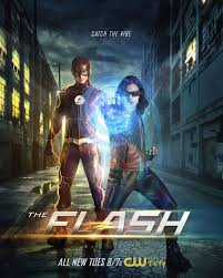 the flash the fastest man alive finds a new partner on this