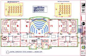 university floor plan fx design inc floor plans central connecticut state university