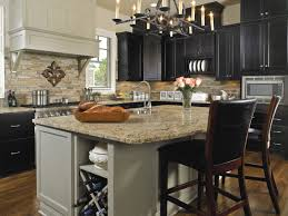 modern traditional style shaker doors black cabinets open