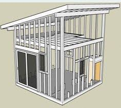 Free Diy Storage Building Plans by 8x12 Lean To Shed Plans 01 Floor Foundation Wall Frame Carpentry