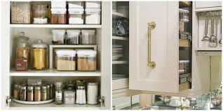 best way to organize a corner kitchen cabinet