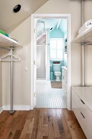 Closet Adjoining A Small Bathroom This Is Similar To What I Want - Closet bathroom design