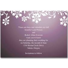 purple save the date cards ewstd004 as low as 0 60