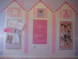 Girls Murals by Remodelaholic Murals For Kids Rooms Guest