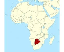 Detailed Map Of Africa maps of botswana detailed map of botswana in english tourist