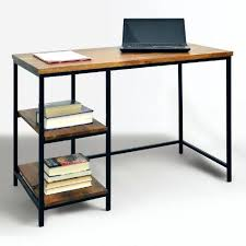 wood and metal writing desk rustic wood and metal desk smallserver info
