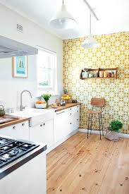 wallpaper in kitchen ideas wallpapers for kitchen walls liftechexpo info