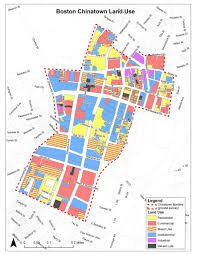 City Of Boston Map by Mapping The Alarming Decline Of America U0027s Chinatowns Wired