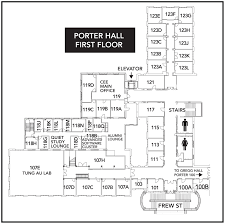 Cmu Campus Map Cee Building Maps Civil And Environmental Engineering Carnegie