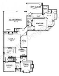Plan 888 15 by Riverside Texas Floor Plans Courtyard Floor Plans