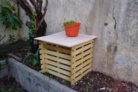 petit composteur de cuisine faire composteur maison pour moins de 20 et sans découpe