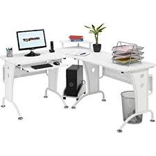 Large Corner Computer Desk Genuine Piranha Unicorn Large Corner Computer Desk With Raised