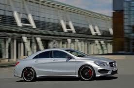 2014 mercedes 45 amg 2014 mercedes 45 amg side in motion 02 photo 47986703