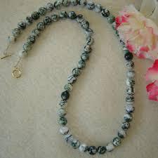 gemstone beaded necklace images Gemstone bead necklace in jaipur jpg