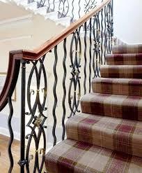 Stairs Rugs Best 25 Tartan Carpet Ideas On Pinterest Stair Rods Tartan