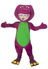 Dinosaur Halloween Costume Toddlers Toddler Barney Dinosaur Costume