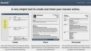 Free Online Resume Builder Software Download by 15 Free Résumé Builder Popular Sites To Create Professional Cv U0027s