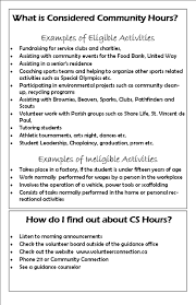 Resume With Community Service Resume With Community Involvement Vigor Bars Ga