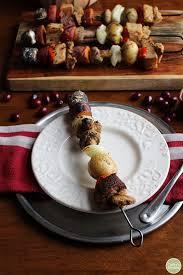 vegan thanksgiving dish grilled kebabs cadry s kitchen