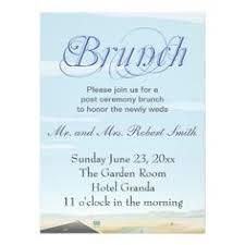 brunch wedding invitation post wedding brunch invitations kawaiitheo
