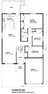 Fort Wainwright Housing Floor Plans by Raised Bungalow House Floor Plans