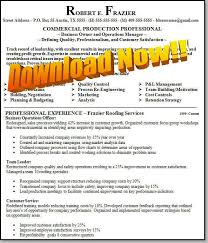 Free Sample Resume Templates Free Sample Resume Download Resume Template And Professional Resume