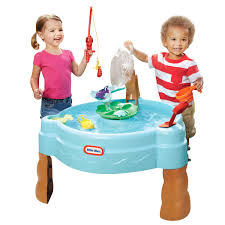 Little Tikes Toy Storage Fish U0027n Splash Water Table At Little Tikes