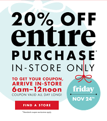 20 Off Entire Purchase Bed Bath And Beyond Bed Bath And Beyond In Store Only 20 Off Your Entire Purchase