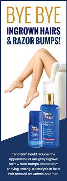 does prids work on ingrown hairs 5 tricks to get rid of razor bumps fast tend skin blog