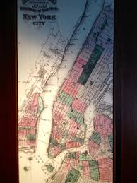 Wall Map Of New York City by Alex U0027s Journeys