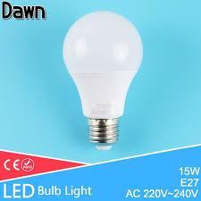 top quality led l e27 220v 15w led light lara lada led