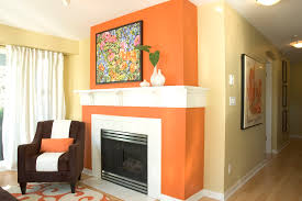 Burnt Orange Accent Chair Shocking Burnt Orange Accent Chair Decorating Ideas Gallery In