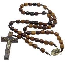 my rosary wooden rosary my rosary