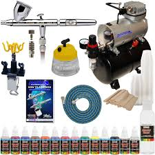 the 4 best airbrush kits for beginners 2017 guide mostcraft