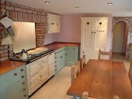 shabby chic kitchen cabinets