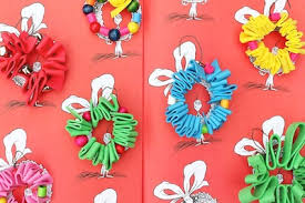 dr seuss ornaments diy things to make and do crafts and