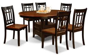 dara 7 piece dining package the brick