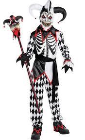 Jester Halloween Costume Boys Krazed Jester Costume Party