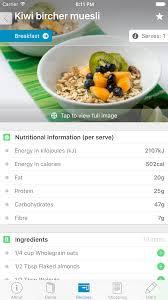 Food Map Diet James Eunson Ios And Web Developer