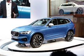 new 2017 volvo xc60 united cars united cars 2018 volvo xc60 is the sexiest crossover suv in geneva autoevolution