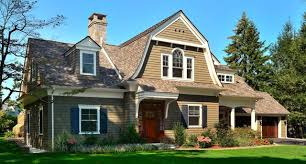 gambrel style gambrel shingle style traditional exterior new york by