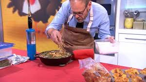 eats roast turkey recipe alton brown recipe abc news